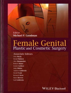 Female Genital Plastic and Cosmetic Surgery (Hardcover)