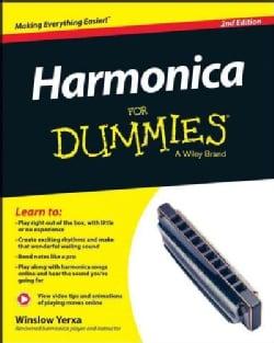 Harmonica for Dummies (Paperback)