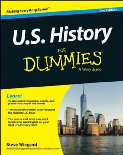 U. S. History for Dummies (Paperback)