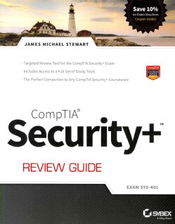 CompTIA Security+: Review Guide: Exam SY0-401 (Paperback)