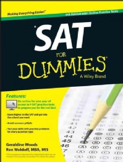 SAT for Dummies: With Online Practice