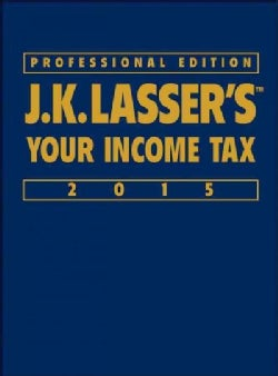 J.K. Lasser's Your Income Tax 2015 (Hardcover)