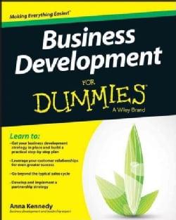 Business Development for Dummies (Paperback)