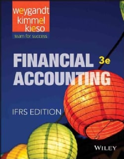 Financial Accounting: Ifrs Edition (Hardcover)