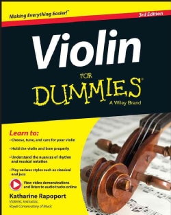 Violin for Dummies (Paperback)