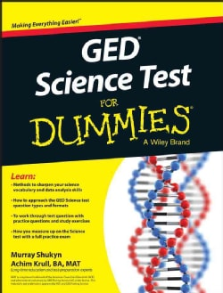 GED Science Test for Dummies (Paperback)