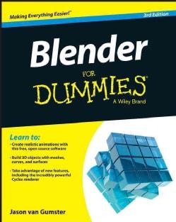Blender for Dummies (Paperback)