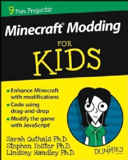 Minecraft Modding for Kids for Dummies (Paperback)