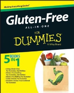 Gluten-Free All-in-one for Dummies (Paperback)