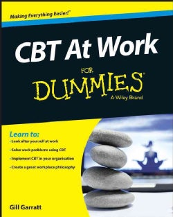 CBT at Work for Dummies (Paperback)