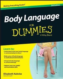 Body Language for Dummies (Paperback)