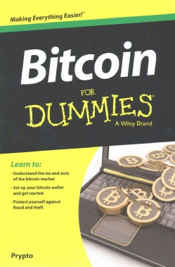 Bitcoin for Dummies (Paperback)