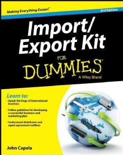 Import/Export Kit for Dummies (Paperback)