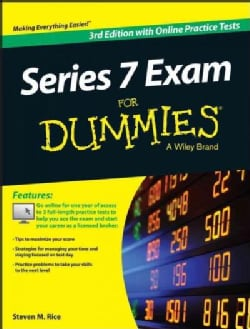 Series 7 Exam for Dummies: With Online Practice Tests