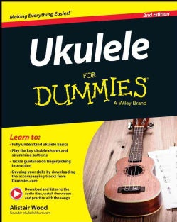 Ukulele for Dummies (Paperback)