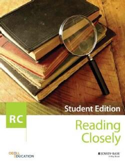 Reading Closely Handbook, Grades 6-12 (Paperback)