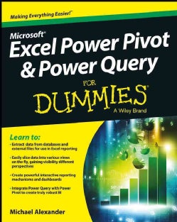 Excel Power Pivot & Power Query for Dummies (Paperback)