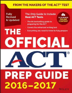 The Official ACT Prep Guide, 2016-2017 (Paperback)