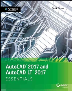 Autocad 2017 and Autocad Lt 2017 Essentials: Website Associated W/Book (Paperback)