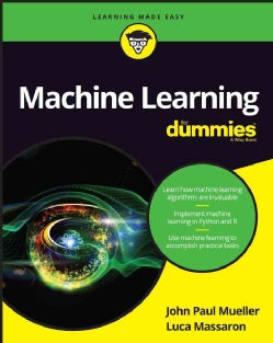 Machine Learning for Dummies (Paperback)