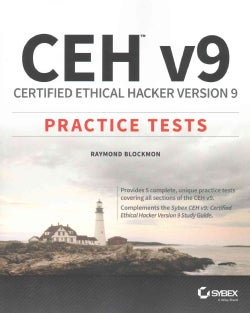Ceh V9: Certified Ethical Hacker Version 9 Practice Tests (Paperback)