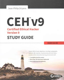 CEH v9: Certified Ethical Hacker Version 9 (Paperback)