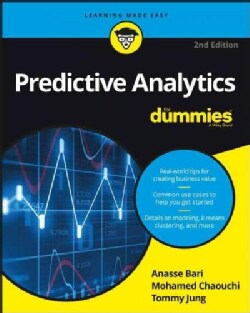 Predictive Analytics for Dummies (Paperback)