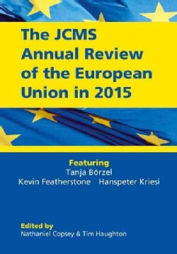 JCMS Annual Review of the European Union in 2015 (Paperback)