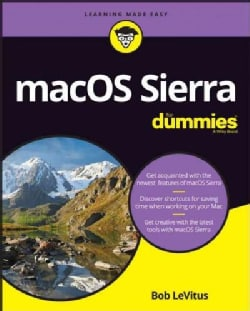 Macos Sierra for Dummies (Paperback)