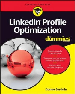 Linkedin Profile Optimization for Dummies (Paperback)