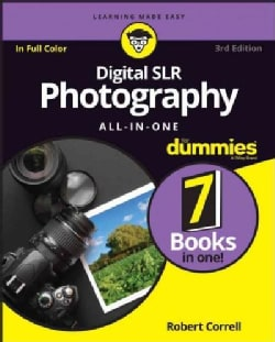 Digital SLR Photography All-in-One for Dummies (Paperback)