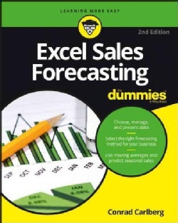 Excel Sales Forecasting for dummies (Paperback)