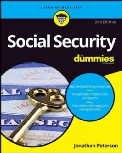 Social Security for Dummies (Paperback)