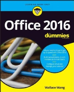 Office 2016 for Dummies (Paperback)