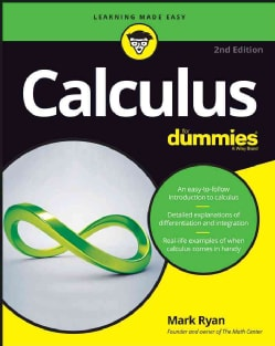 Calculus for Dummies (Paperback)