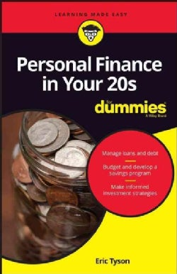 Personal Finance in Your 20s for Dummies (Paperback)