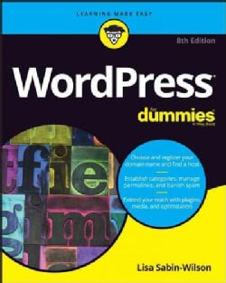 Wordpress for Dummies (Paperback)