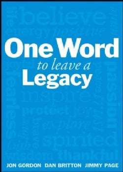 Life Word: Discover Your One Word to Leave a Legacy (Hardcover)
