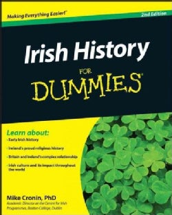 Irish History for Dummies (Paperback)