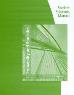 Probability and Statistics: For Engineers and Scientists (Paperback)