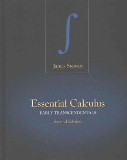 Essential Calculus + Essential CalculusStudent Solutions Manual: Early Transcendentals