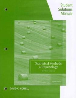 Statistical Methods for Psychology (Paperback)