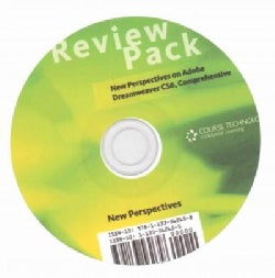 New Perspectives on Adobe Dreamweaver CS6 Review Pack (CD-ROM)