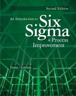 An Introduction to Six Sigma & Process Improvement (Paperback)