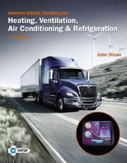 Modern Diesel Technology: Heating, Ventilation, Air Conditioning & Refrigeration (Paperback)