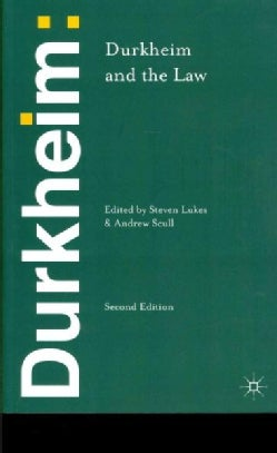 Durkheim and the Law (Paperback)