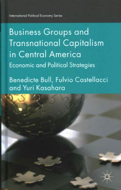 Business Groups and Transnational Capitalism in Central America: Economic and Political Strategies (Hardcover)