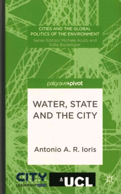 Water, State and the City (Hardcover)