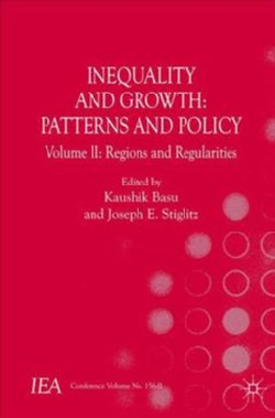 Inequality and Growth: Regions and Regularities (Paperback)