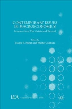 Contemporary Issues in Macroeconomics: Lessons from the Crisis and Beyond (Paperback)